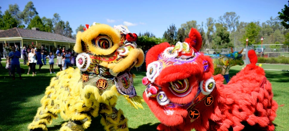 Shepparton's Chinese New Year