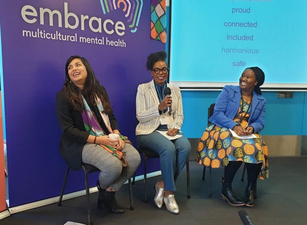 Healing multicultural mental health