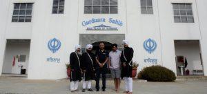 Sikh gurduara Shepparton