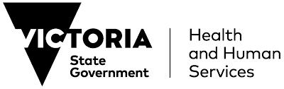 DHHS logo Victoria