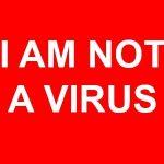 I AM NOT A VIRUS