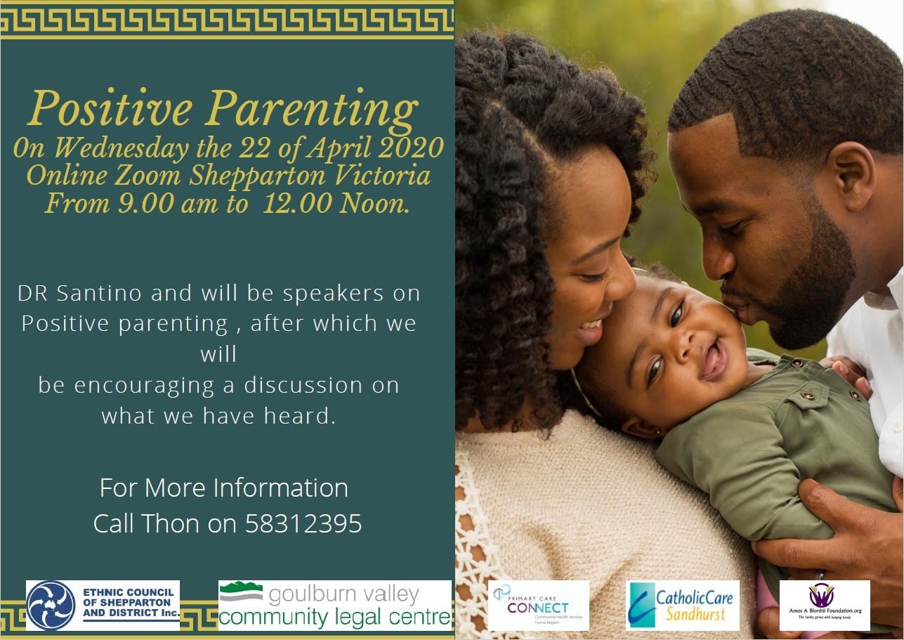 Positive Parenting - Women