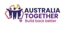 Australia Together logo