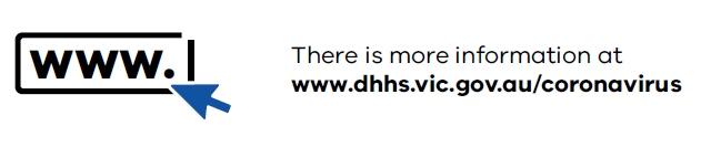 link to DHHS on Coronavirus