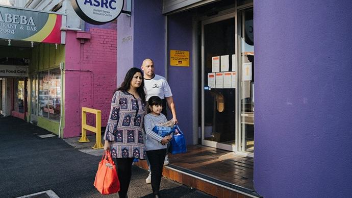 Asylum Seekers Resource Centre