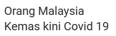 Malay Covid 19 Update