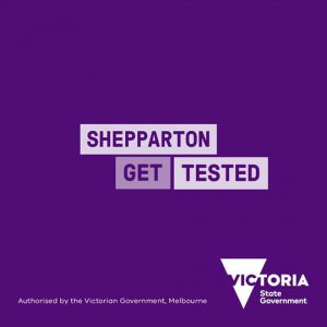 Shepparton - Get Tested