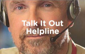 Talk it Out - Free Helpline