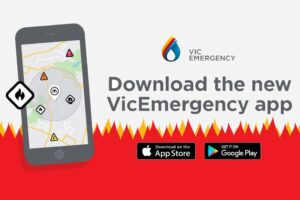 the vic emergency app