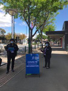 Covid 19 Support at Tatura