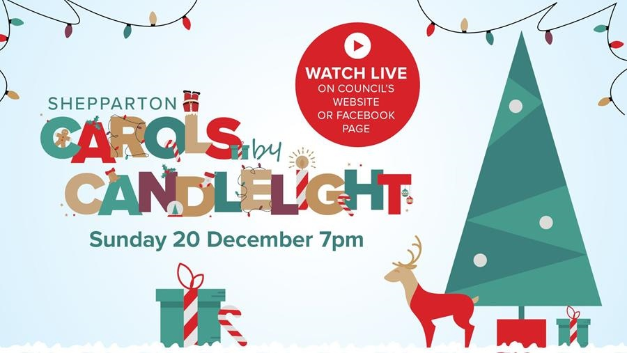 Carols by Candlelight returns with virtual performance