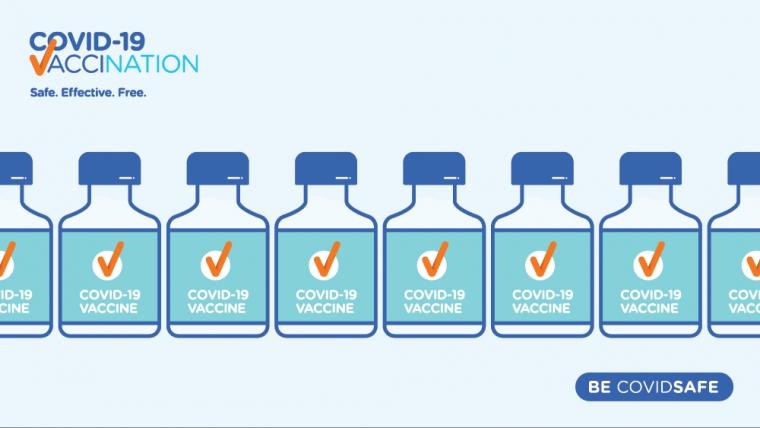 COVID-19 vaccine project update