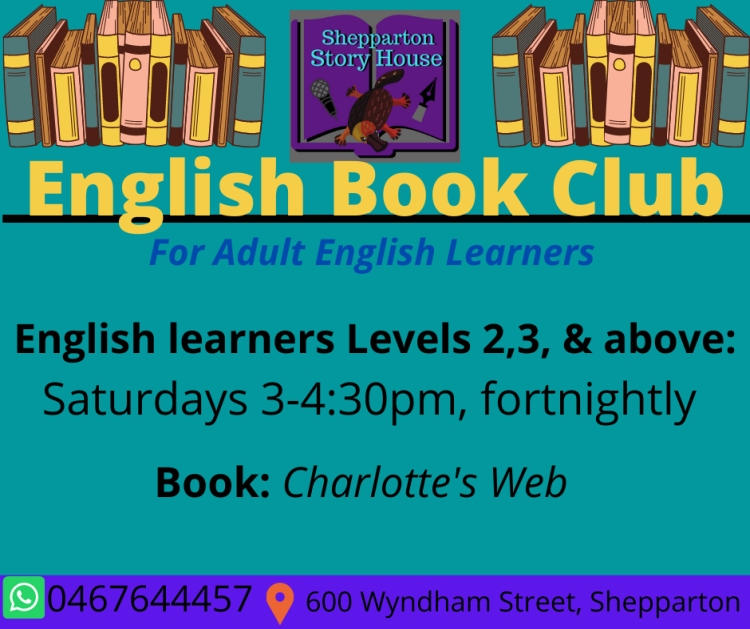 English Book Club for Intermediate