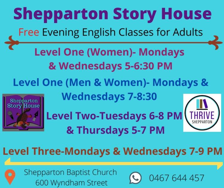 Shepparton Story House