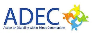 Action on Disability within Ethnic Communities logo