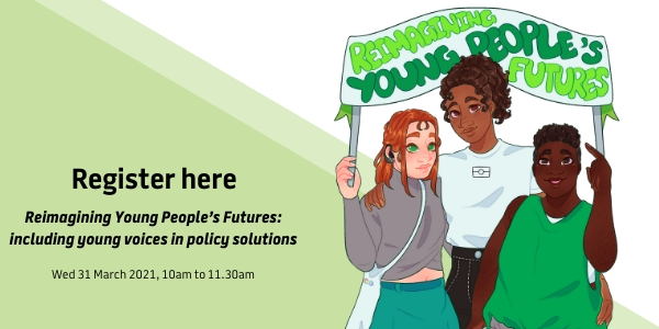 Young People's Futures' Youth Steering Group