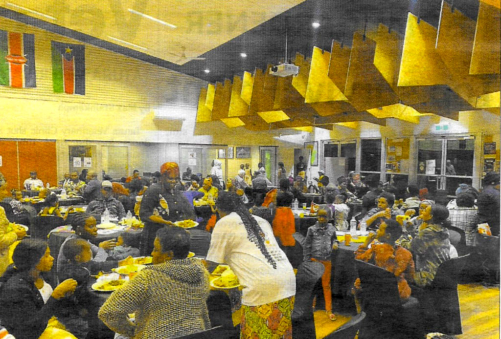 African Focus Community Survey Launch, Shepparton