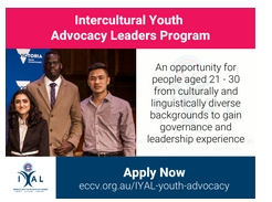 Intercultural Young Advocacy Leadership Group
