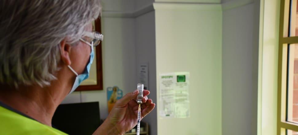 Covid Vaccination Jab