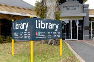 Shepparton Library