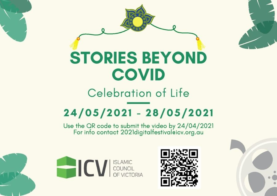 Stories beyond COVID: A Celebration of Life