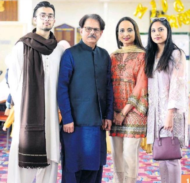 GV Pakistani Association celebrates Eid-al-Fitr