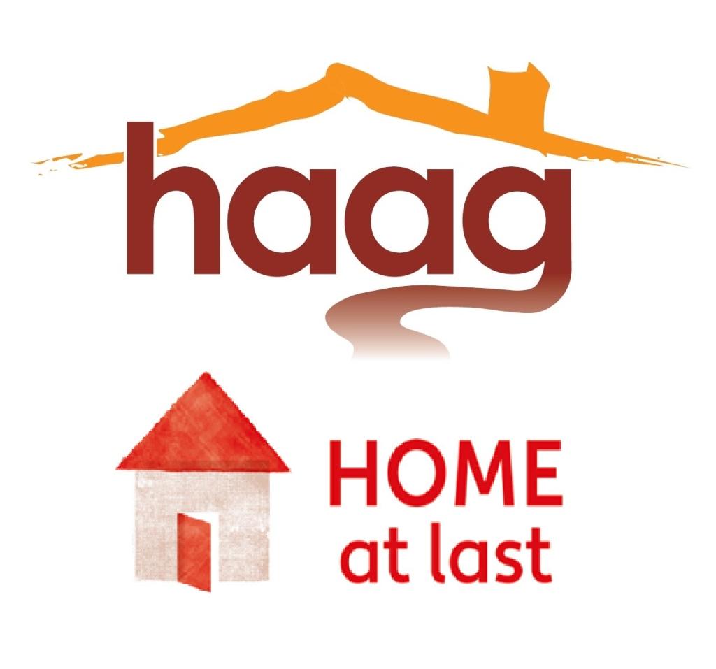 Home at last logo