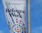 Refugee Week Flag
