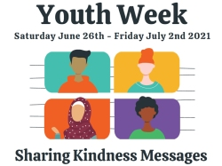Victorian Youth Week 2021 Activate Kindness