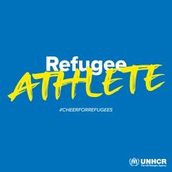 Refugee Athlete logo