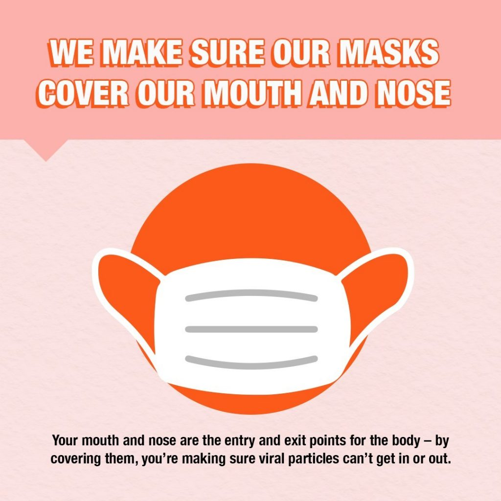 Why we need to wear masks 3