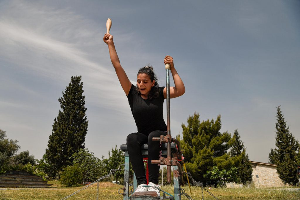 Refugee Paralympic Team