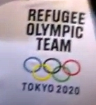 Refugee Olympic Team arrive in Tokyo
